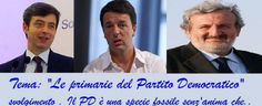 Congresso Pd, via alla sfida a 3 i renziani, «il leader sarà premier»