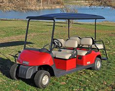 Shop our vast collection of Golf Carts, Parts and Accessories. We offer everything you need for your Golf cart at Wild About Carts at affordable prices. Golf Cart Body Kits, Golf Cart Bodies, Yamaha Golf Carts, Electric Golf Cart, Swing Trainer, Golf Cart Batteries, Golf Videos, Golf Drivers, Camping Guide