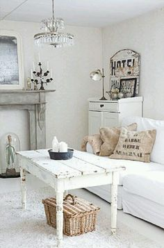 Rustic yet fitting for a beach home