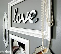 Romantic Bedroom Wall Decor