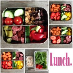 #Paleo lunches for work in Lunchbots quad