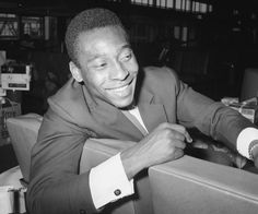 Despite his lack of height, Pele, for many still the best player ever, was…