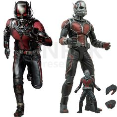2015 Movie Ant-man Cosplay Scott Lang Original Costume Suit