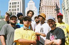 O grupo foi responsável pela produção de artistas de hip-hop como Sabotage e Racionais MCs. Seus projetos misturam samba, funk, jazz e hip-hop. O show acontece no dia 31 de maio, às 18h30, no Centro Cultural da Juventude Ruth Cardoso, CCJ.
