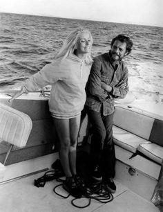 Catherine Deneuve & Marcello Mastroianni