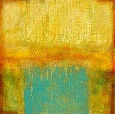 Filomena de Andrade Booth: At First Glance - Modern Art Abstract Acrylic Contemporary Painting by Texas Artist Filomena de Andrade Booth