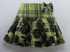 SOLO 12,00 € Ropa infantil - Falda de niña modelo ELIANA - hecho a mano por Nedi--Gonzalez en DaWanda