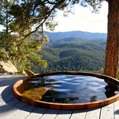 15 Jacuzzi Deck Tips: Techniques of Pro Installers & Designers - Home Bigger Hot Tub Garden, Hot Tub Backyard, Backyard Gazebo, Sauna Design, Stock Tank Pool, Cabins In The Woods, Outdoor Living, Cabin Hot Tub, House