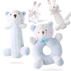 acquistare Appena nato Del Bambino Del Fumetto Della Ragazza del Ragazzo  Sonagli Infant Animale Hand Bell 9d64411f4340