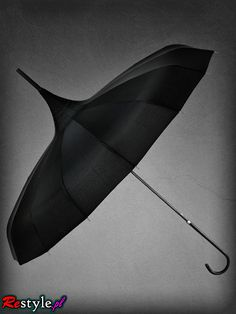 """Waterproof gothic """"WITCH""""umbrella classical pagoda"""