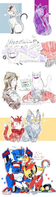 More Than Meet The Meow-3 by Autumn123Charlotte on DeviantArt