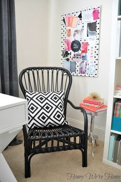 15 best craft projects rattan chairs images cane chairs painted rh pinterest com