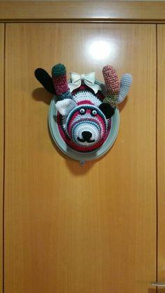 Crochet. Mi reno Navideño