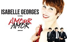 Isabelle Georges : I love you, I vole you…