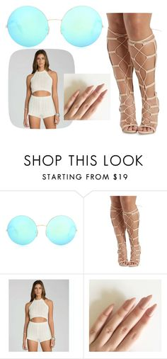 """""""summer is coming!"""" by colonkairee on Polyvore featuring Victoria Beckham, Qupid and Billabong"""