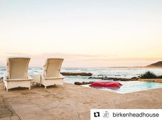 "African Travel Gateway on Instagram: ""#Repost @birkenheadhouse with @get_repost ・・・ With sweeping views over Walker Bay, our front terrace offers the perfect vantage point to…"" Instagram Repost, Outdoor Furniture, Outdoor Decor, Sun Lounger, Terrace, African, Tours, Activities, Travel"