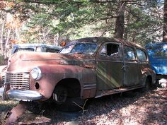 '41 CADILLAC AMBULANCE | Flickr - Photo Sharing!