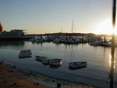 Chiclana de la Frontera. Puerto de Sancti Petri. Pulse en la fotografía para ver #casas_en_Chiclana  Cádiz, Andalucía, Spain.