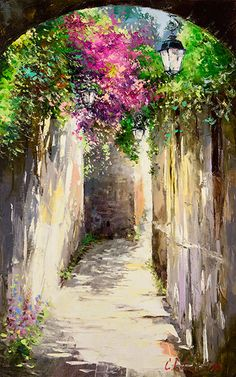 St. Tropez by Gleb Goloubetski