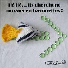 Poisson Berlingot Crochet 01