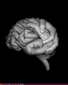 hand made brain by istodor.serena