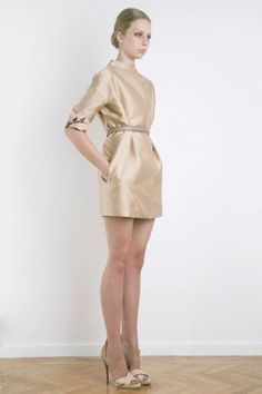golden dress by the2ndskinco