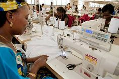 What is all the fuss about AGOA you may ask? read about its relevance to African manufacturing  image of factory 1888 worker - image courtesy West Africa Trade Hub  http://www.africafashionguide.com/2012/06/agoa-forum-2012-expiration-of-third-country-fabric-examption-threatens-gains/