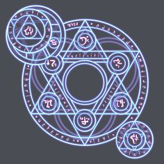 Spell circles | http://fc05.deviantart.net/fs28/f/20...yArchangel.jpg