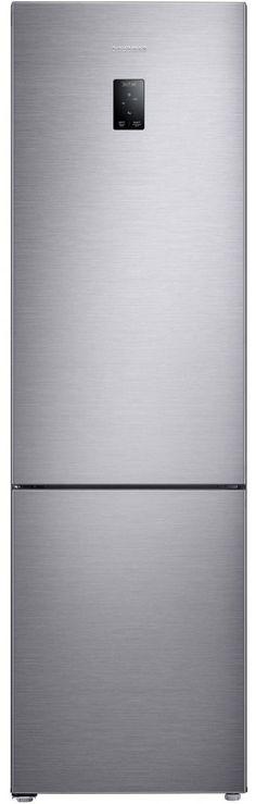 Холодильник Samsung RB37J5240SS серебристый