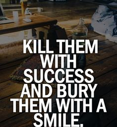 Kill them with success and bury them with a smile https://www.tvcmatrix.com/Cici87