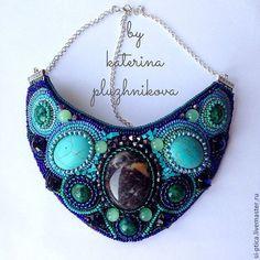 африканские ожерелья - Поиск в Google
