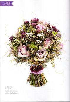 zita elze wedding flowers #bridalbouquet #roses accesories jan 16