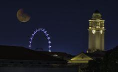 ***Partial Eclipse*** by Senthil Kumar Damodaran on 500px