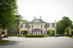 Gated, guarded security • Governors Towne Club