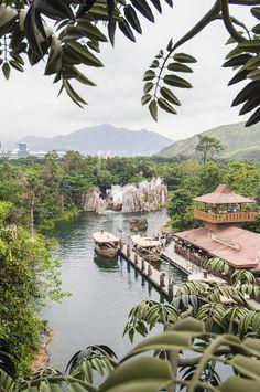 Lantau Island, Disneyland Hong Kong