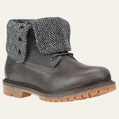Women's Timberland Authentics Fold-Down Boots