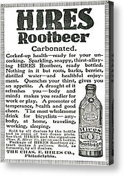 Hires Root Beer by Cathy Anderson - Hires Root Beer Digital Art - Hires Root Beer Fine Art Prints and Posters for Sale