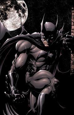 Batman by Dash Martin