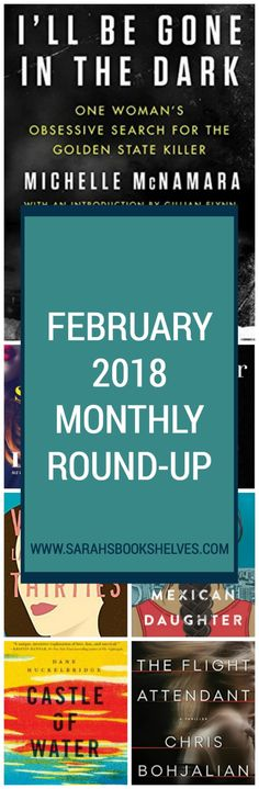 My February 2018 Reading #reading #book #bookish #bookworms #booklovers #booklist