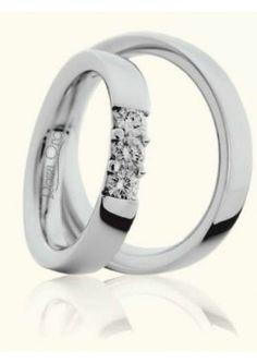 VERIGHETA AUR ALB VARO0035 Aur, Wedding Rings, Engagement Rings, Jewelry, Enagement Rings, Jewlery, Jewerly, Schmuck, Jewels