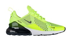 73ea61cacad 2018 Cheap Nike Air Max 270 to Land Electrifying New Volt Running Shoe For  Sale