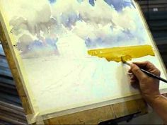 ▶ Simple Landscape Part 1.wmv - YouTube Joanne Thomas' work is EXCELLENT! watch all 21 videos