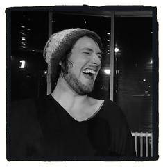 Screenshot of someone who laughs very much! 😄 (edit by me) Rock Bands, Photos, Laughing, Pictures