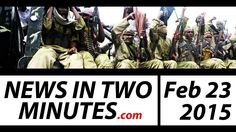 News In Two Minutes - Ukraine Proxy War - Extremist Attacks - Radiation Damage - Pandemic Possible: http://youtu.be/UcTAovqw14Q