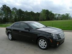 2007 Cadillac CTS. <3 it. Having a Bose system and heated seats spoils you, lol