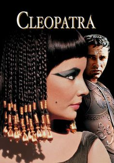 The movie Cleopatra is a 1963 epic drama film released on 12 June The film starred Elizabeth Taylor, Richard Burton, Rex Harrison, Roddy McDowall, and Martin Landau. It was one of the most expensive films ever made. Monica Bellucci, Old Movies, Great Movies, Awesome Movies, Elizabeth Taylor Movies, I Love Cinema, Tv Shows Online, Romantic Movies, Classic Films