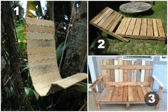 12 Awesome Upcycled Pallet DIY Projects - Blissfully Domestic