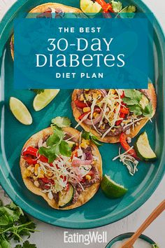 Enjoy a month off from meal planning with 30 days of delicious, diabetes-friendly dinners to help you keep your blood sugar levels in check. Managing diabetes never tasted so good! Diet The Best Diabetes Diet Plan Diet Recipes, Healthy Recipes, Recipes For Diabetics, Diabetic Breakfast Recipes, Healthy Dinners, Diabetic Meal Plan, Diabetic Foods, Cure Diabetes Naturally, Diabetes Remedies