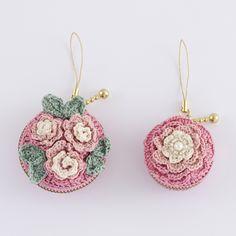 crochet charms