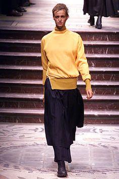 yohji Fall 2002